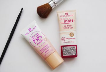 Essence: BB-крем против All about Matt